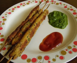 Potato Seekh Kebab Recipe...