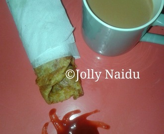 Egg Paratha | Egg Roll Recipe