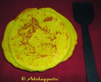 Surnoli  Dosa  Recipe /  sweet dosa of South Karnataka