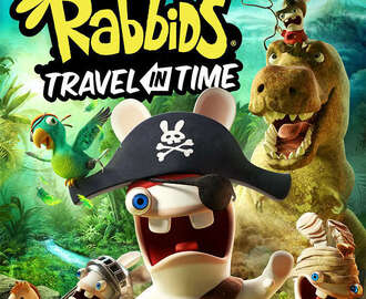 Raving Rabbids, Travel in time