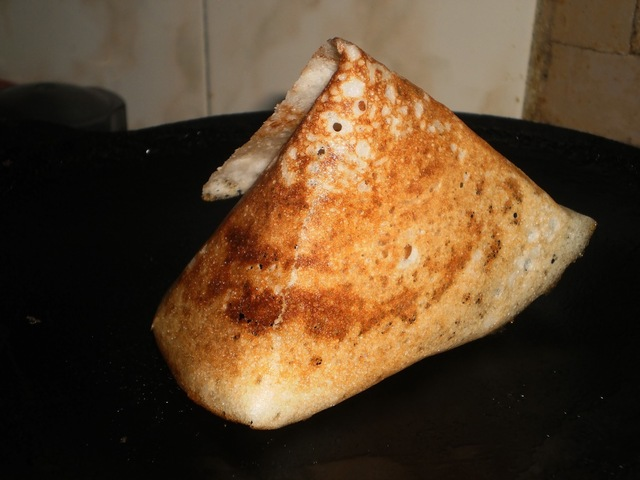 Chennai Plain/Ghee Dosa Popular in Tamil Nadu