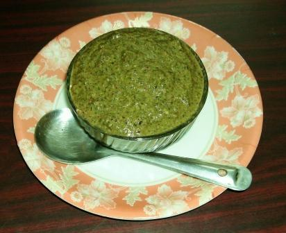 Mint chutney for Sandwich