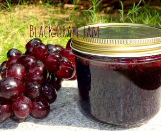 Black Grape Jam