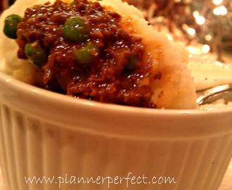 Crock Pot Recipes...Shepherds Pie