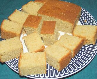 WHOLE WHEAT TEA TIME CAKE