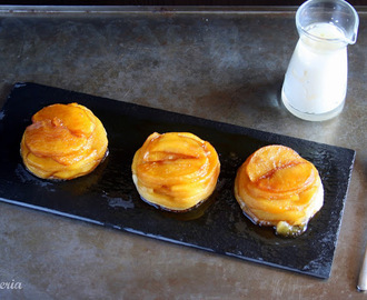 Mini tarta tatín