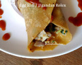 Ugandan Rolex / Chapathi Egg Roll Recipe