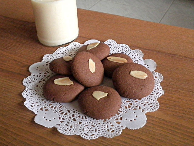 EGGLESS NUTELLA COOKIES