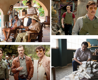 Serietips: Narcos