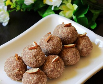Ragi Laddu | Finger Millet Balls Recipe