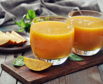 Supercleanse – Spicy Mango en superfrisk og hot smoothie som gir deg energikick!