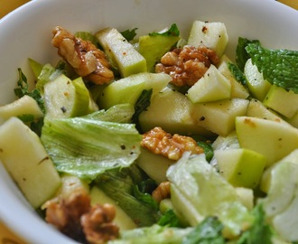 Apple Salad - Go healthy with Washington apples!