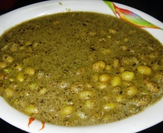 Avarekaalu  Saagu ( Field Beans Curry)