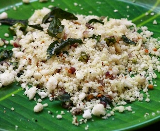 Puttu ularthiyathu / Puttu upma / Easy breakfast recipe