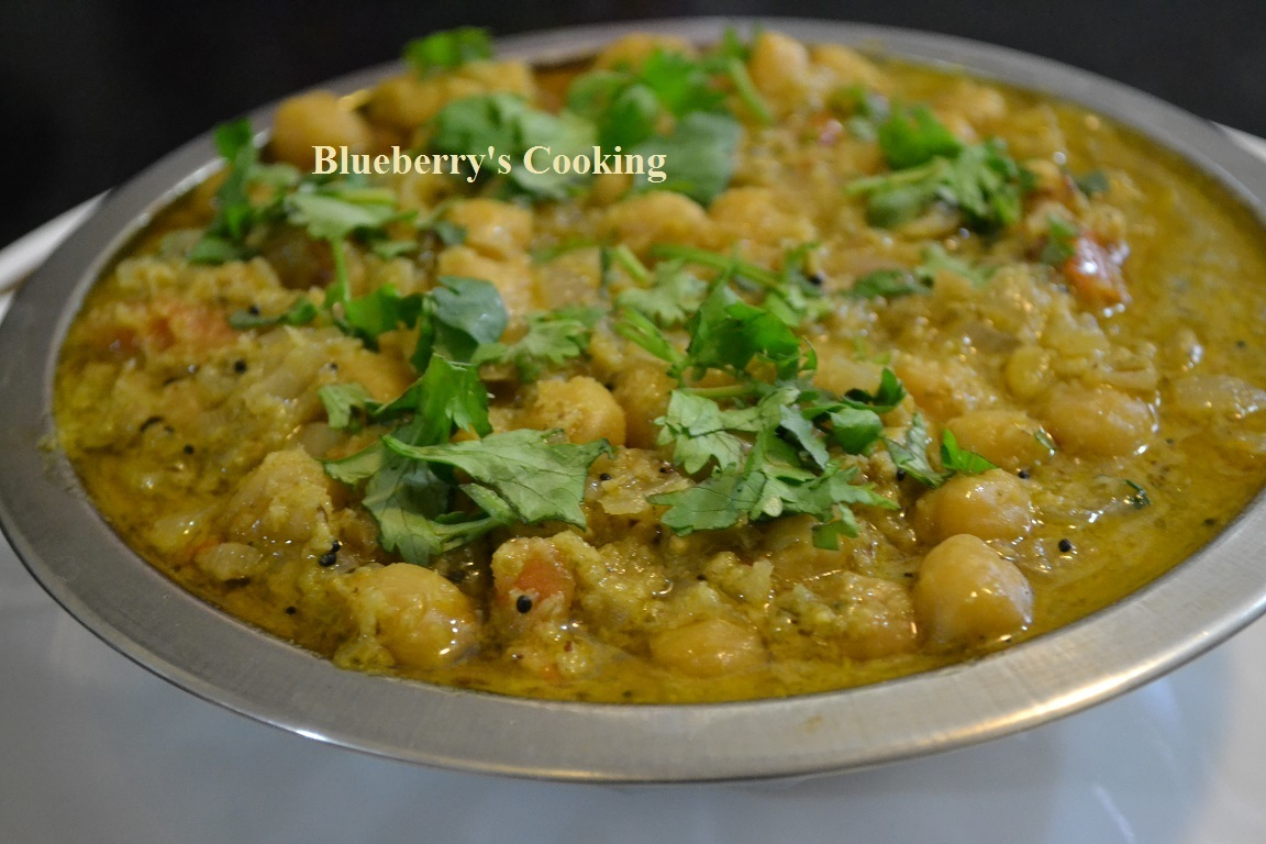 Chana Masala / Chole Masala