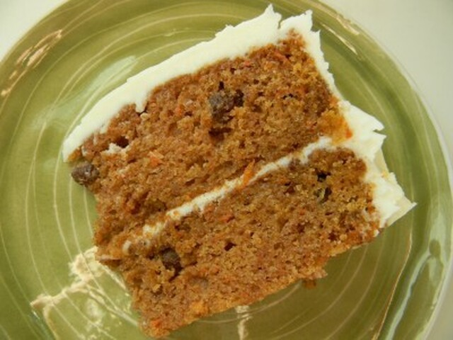 Best Carrot Cake With Cream Cheese Frosting…..