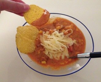 Tacosuppe/gryte