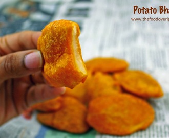 Potato Bajji | Potato Fritters