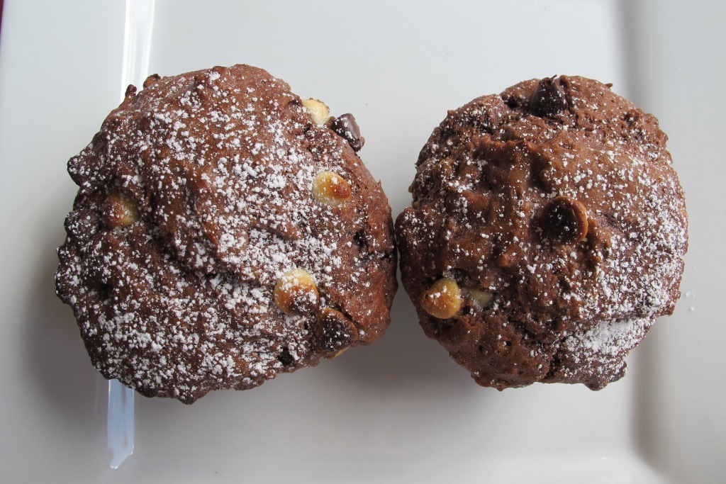Double chocolate muffins – and five reasons you need them