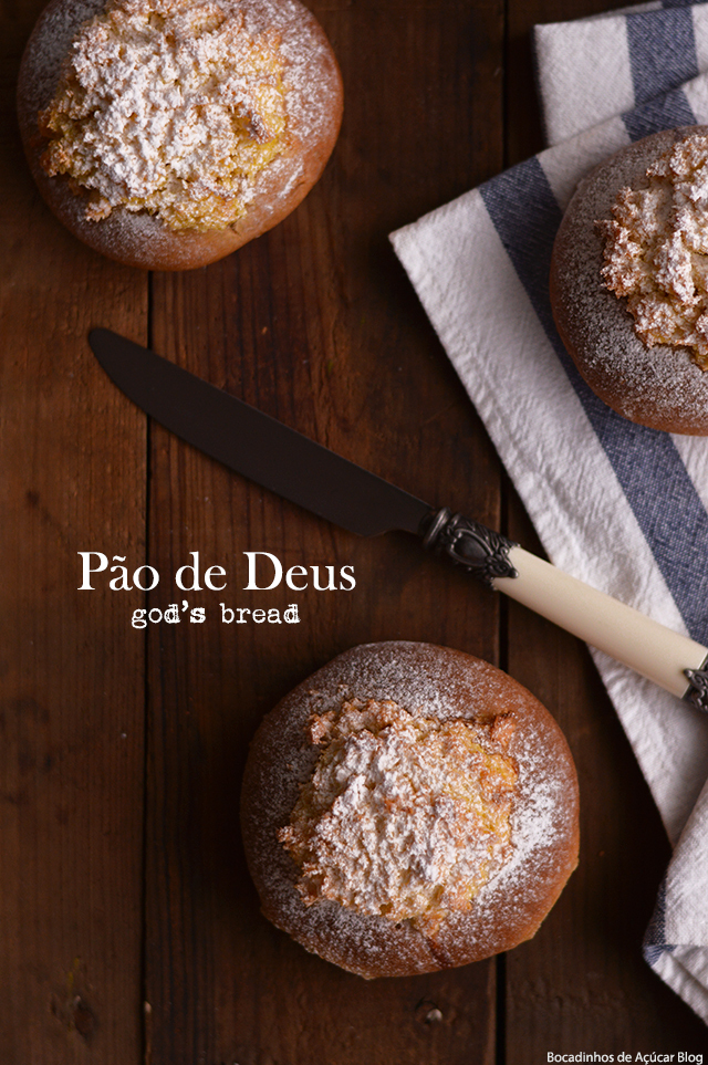 Pão de Deus (God´s Bread)