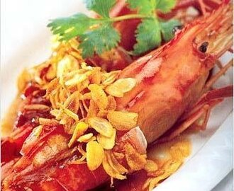 Lobster In Tamarind Sauce