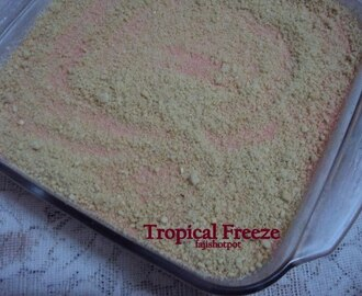 Tropical Freeze or Coconut Pudding