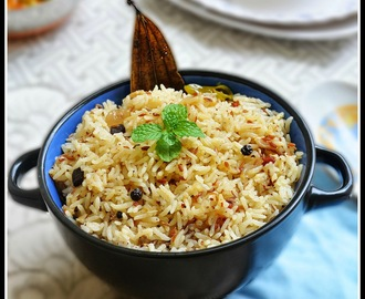 JEERA RICE RECIPE / JEERA PULAO / CUMIN RICE