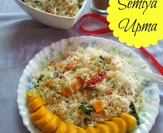 Semiya Upma | Easy Breakfast Recipe
