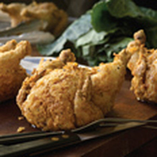 Pat's Deep-Fried Cornish Game Hens
