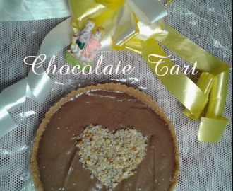 Chocolate Tart - Valentine's Day Special