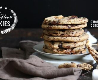 Coffee House Cookies – S'mores Cookies
