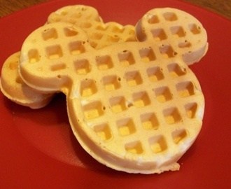 Best Waffles Ever!
