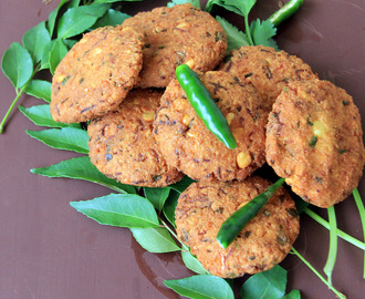 Aamai Masala Vadai - Masala vadai with carrot - Simple snack recipe - No Onion No Garlic recipe - Kids friendly recipe