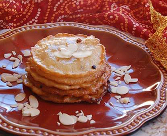Malpua: Sweet Pancake Recipe