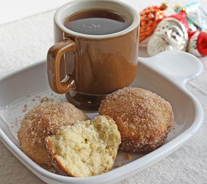 French Breakfast Puffs - Holiday Muffins Recipe