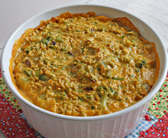Broccoli Cheese Casserole - Cheez Whiz Recipes