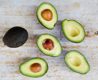 5 ways with avocado