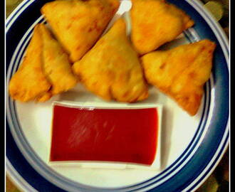 Delicious Snacks–Gobi Samosa / Fulkopir Shingara