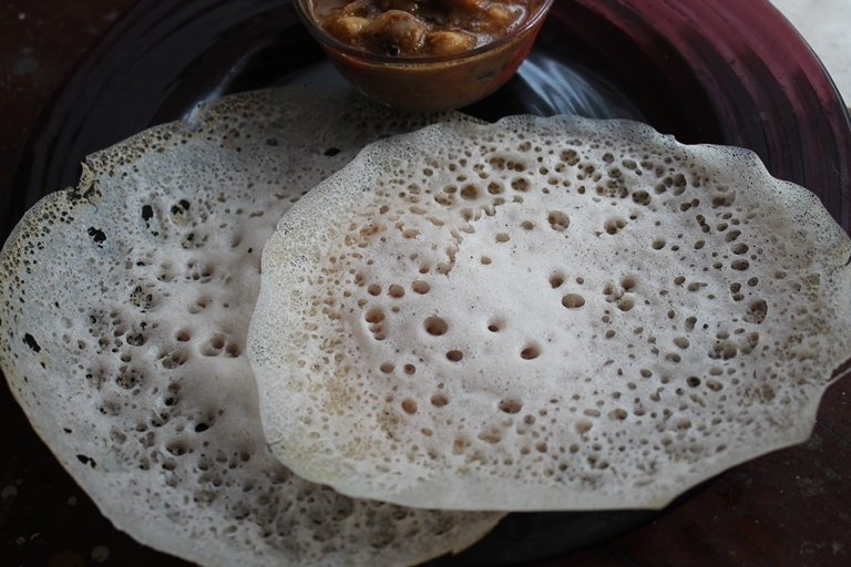 Homemade Appam Recipe / Easy Appam Recipe / Appam Batter in Mixie