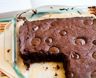 {Recipe Redux} Spectacular Chocolate Espresso Brownies
