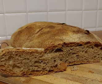 Pane Integrale, Crosta Croccante
