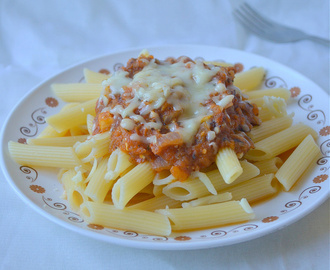 penne arrabiata recipe - arrabiata pasta recipe