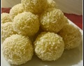 Coconut Ladoos with Condensed Milk On 7th Birthday of FoodLovers