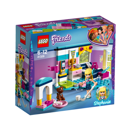 Lego Friends - Stephanies Sovrum 41328