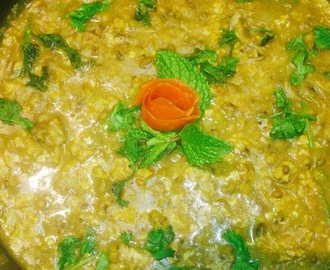 DAL TADKA - MY RENDITION INSPIRED BY THE DHABAS OF ODISHA, INDIA