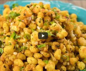 Crispy Corn Recipe Video