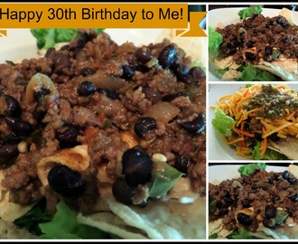 Taco Salad (Birthday re-post)