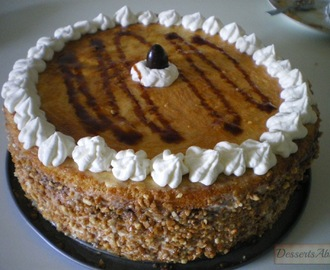 "Tarta al ""irish coffee"""