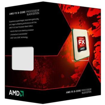 AMD FX-8350 8C 4.0 GHz 16MB AM3+ 125W