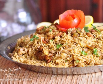 Mutton Mandi Rice – Arabian Fragrant Rice Cooked with Mutton